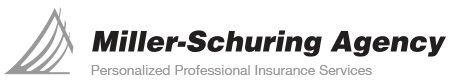 Miller-Schuring Agency Mobile Retina Logo
